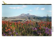 Wildflowers At Mount St Helens Carry-all Pouch
