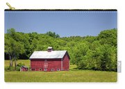 Wildflowers Barn Carry-all Pouch