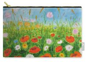 Wildflowers Field Carry-all Pouch