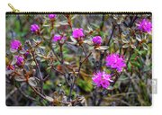 Wildflowers In Alaska Carry-all Pouch