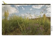Wildflowers Of Chaco Carry-all Pouch