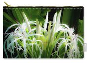 Wildflowers Of Hawaii Carry-all Pouch