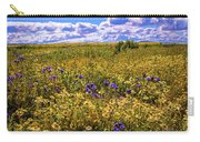 Wildflowers Of The Carrizo Plain Superbloom 2017 Carry-all Pouch