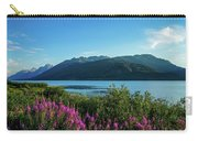 Wildflowers On The Edge Carry-all Pouch