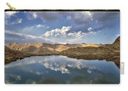 Wildhorse Lake Reflections Carry-all Pouch