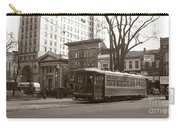 Wilkes Barre Pa Public Square Oct 1940 Carry-all Pouch