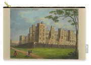 Wilkinson, Robert  58 Cornhill Windsor Castle Published 7 Aug 1813 Carry-all Pouch
