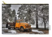 Will Plow For Snow Carry-all Pouch