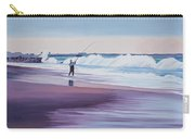 Will Rogers Beach Carry-all Pouch