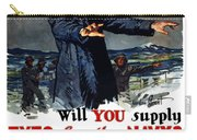 Will You Supply Eyes For The Navy Carry-all Pouch by War Is Hell Store