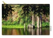 Willamette River Reflections 3783 Carry-all Pouch