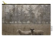 Willamette Valley Oregon Carry-all Pouch