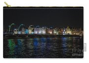 Willemstad Curacao At Night Carry-all Pouch