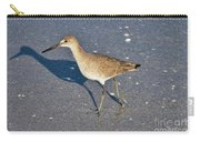 Willet And Shadow Carry-all Pouch