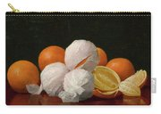 William J. Mccloskey 1859 - 1941 Untitled Wrapped Oranges Carry-all Pouch