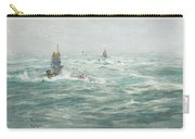 William Lionel Wyllie, Submarines In The Channel Carry-all Pouch