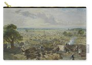 William Simpson, 1823-1899, Nilitary Camp Carry-all Pouch