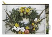 Williamsburg Wreath 09b Carry-all Pouch