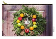 Williamsburg Wreath 53 Carry-all Pouch