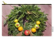 Williamsburg Wreath 54 Carry-all Pouch