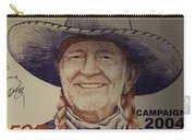 Willie For President Carry-all Pouch