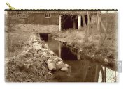 Williston Mill - Sepia Carry-all Pouch