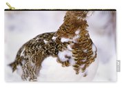 Willow Ptarmigan Carry-all Pouch