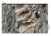 Willow Tree Bark Up Close Carry-all Pouch