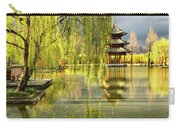 Willow Tree In Liiang China II Carry-all Pouch