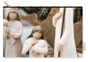 Willow Tree Nativity At Christmas Carry-all Pouch