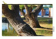 Willow Trees Carry-all Pouch