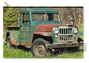 Willys Jeep Pickup Truck Carry-all Pouch