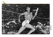 Wilma Rudolph (1940-1994) Carry-all Pouch by Granger
