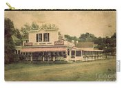 Wilson's Restaurant And Ice Cream Parlor Carry-all Pouch