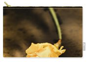Wilting Puddle Flower Carry-all Pouch