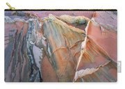 Wind Blown Sand Texture Carry-all Pouch