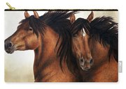 Wind Brothers Carry-all Pouch by Pat Erickson
