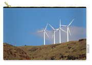 Wind Generators-signed-#0368 Carry-all Pouch