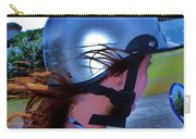 Wind In The Hair Carry-all Pouch