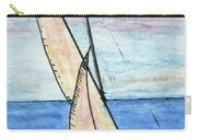Wind In The Sails Carry-all Pouch