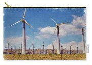Wind Power Carry-all Pouch
