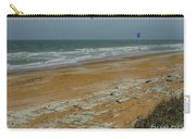 Wind Surfing In Flagler Carry-all Pouch