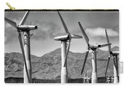 Wind Turbines Palm Springs Carry-all Pouch
