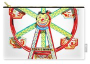 Wind-up Ferris Wheel Carry-all Pouch