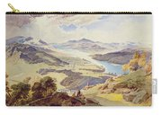 Windermere From Ormot Head Carry-all Pouch