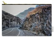 Winding Canyon Road Carry-all Pouch