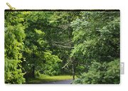 Winding Road Bluestone State Park West Virginia Carry-all Pouch