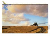 Winding Road Leads To A Lone Tree Carry-all Pouch