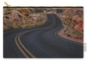 Winding Road Carry-all Pouch