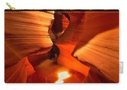 Winding Through Antelope Canyon Carry-all Pouch